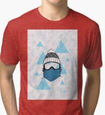 Snow homme  Tri-blend T-Shirt