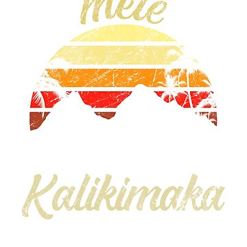 Christmas Hawaii Vacation Mele Kalikimaka by majuga