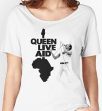 Queen Aid Women's Relaxed Fit T-Shirt