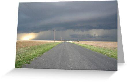 Colorado Super Cell Storm by jojobob