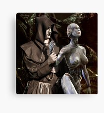 the toy Canvas Print