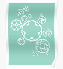 Meshing Gears Poster