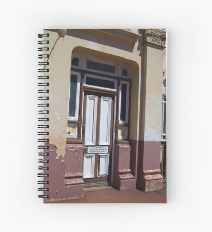 Members Only Spiral Notebook