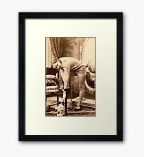 Catherine Framed Print  sc 1 st  Redbubble & Erotic Victorian Yesteryear: Wall Art | Redbubble