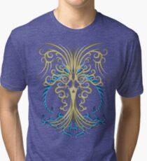 Spiritual Being Tri-blend T-Shirt