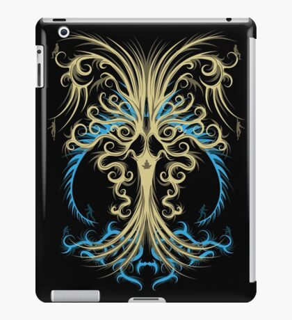Spiritual Being iPad Case/Skin