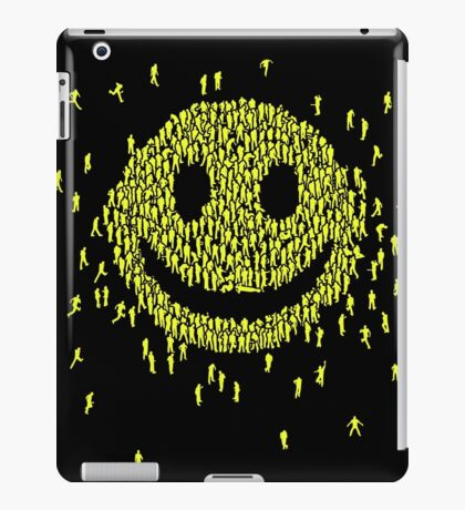 Happy Crowd iPad Case/Skin