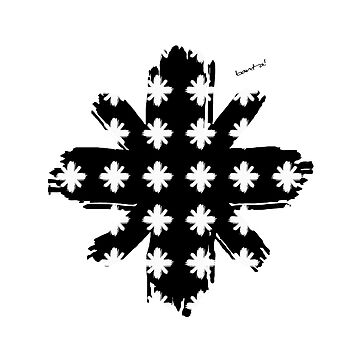Black & White Asterisks by Banta