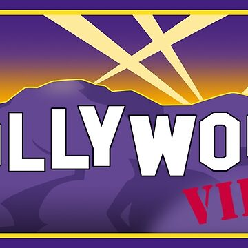 Hollywood Video Logo by Sol-Domino