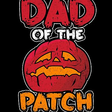 Dad of The Patch Pumpkin Halloween Party Costume by kieranight