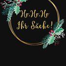 Ho ho ho your sacks! by PCollection