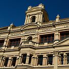 Historic Building -Brisbane by Aaron Holloway