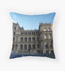 Historic Building -Brisbane #4 Throw Pillow
