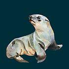 Fur seal by Irina Reznikova