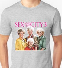 Sex and the city in Miami Unisex T-Shirt