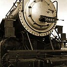 #2467 Steam Locomotive by John Schneider