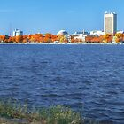 Falling Across the Charles by Owed To Nature
