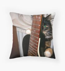 I told you it`s mine!!! Throw Pillow