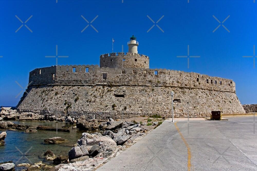 St Nicholas Fortress by Tom Gomez