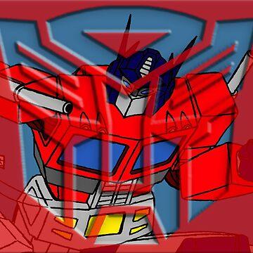 optimus prime by CraigMatthews