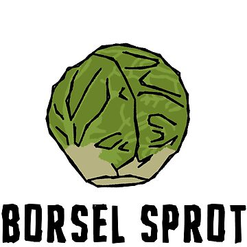 Brussel Sprout - Borsel Sprot by Tom33342