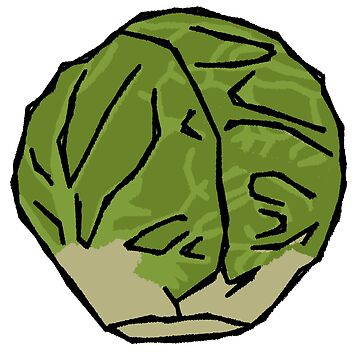 Brussel Sprout  by Tom33342