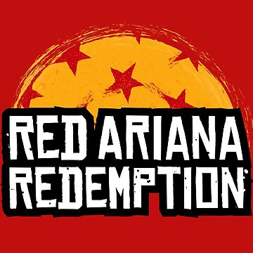 Red Ariana Redemption by kamal-creations