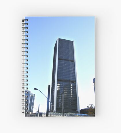 City Building Spiral Notebook