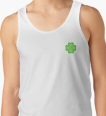 Four Leaf Clover Tank Top