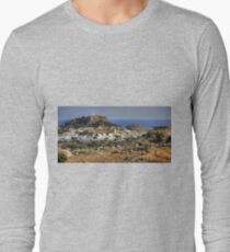 Between a Rock and a Hard Place Long Sleeve T-Shirt