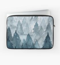 Clear Winter Laptop Sleeve