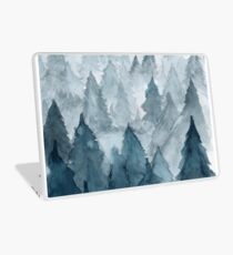 Clear Winter Laptop Skin