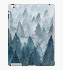 Clear Winter iPad Case/Skin