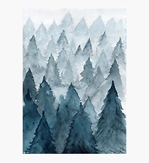 Clear Winter Photographic Print