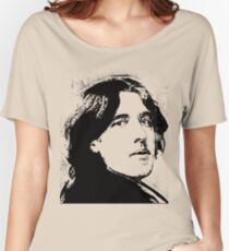 OSCAR WILDE Women's Relaxed Fit T-Shirt