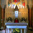 Holy Hill Church Altar by kkphoto1