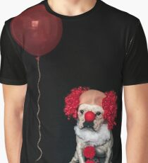 I am Pennywise Graphic T-Shirt