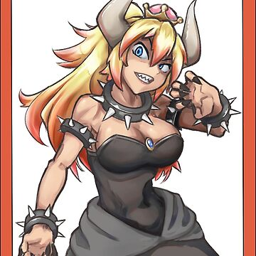 Bowsette by hml16