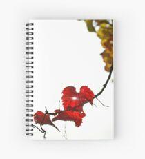 Vine Spiral Notebook