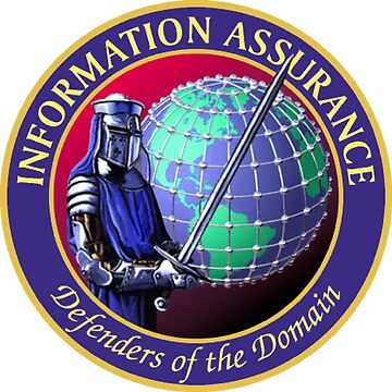 "NSA Information Assurance ""Defenders"" Crest by Spacestuffplus"