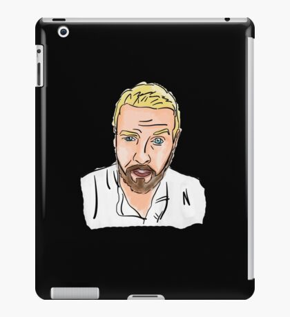 Steve Myers Illustration iPad Case/Skin