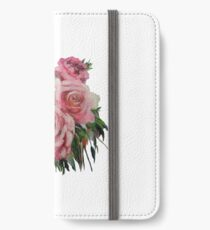 Pink Roses  iPhone Wallet/Case/Skin