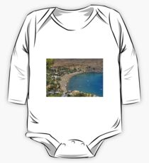 Lindos Bay One Piece - Long Sleeve