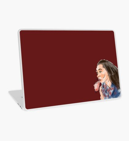 Gail Summerbell Illustration Laptop Skin