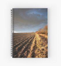 Winter Perspective Spiral Notebook