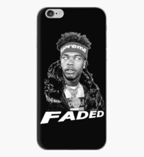 Lil Baby Faded iPhone Case