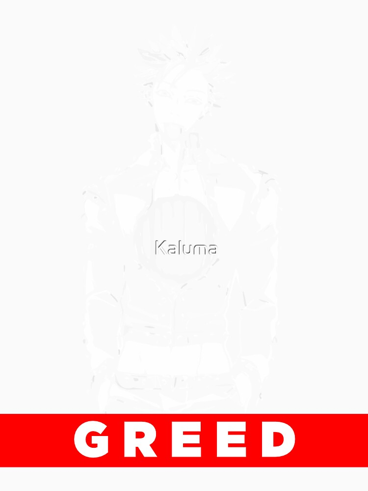 Ban Seven Deadly Sins by Kaluma