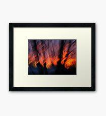 Light Up Your Skies Framed Print