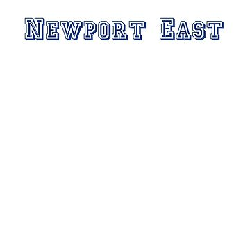 Newport East by CreativeTs