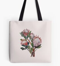 A Bunch of King Proteas  Tote Bag